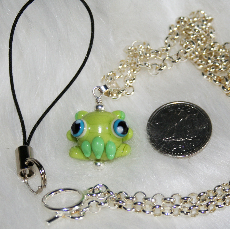 Cute-thulu Charm