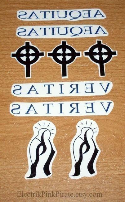 boondock saints tattoos. Saints Ultimate tattoo set