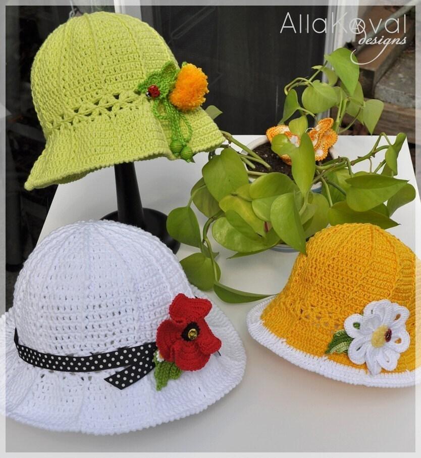 Şapka modelleri (tığişi)