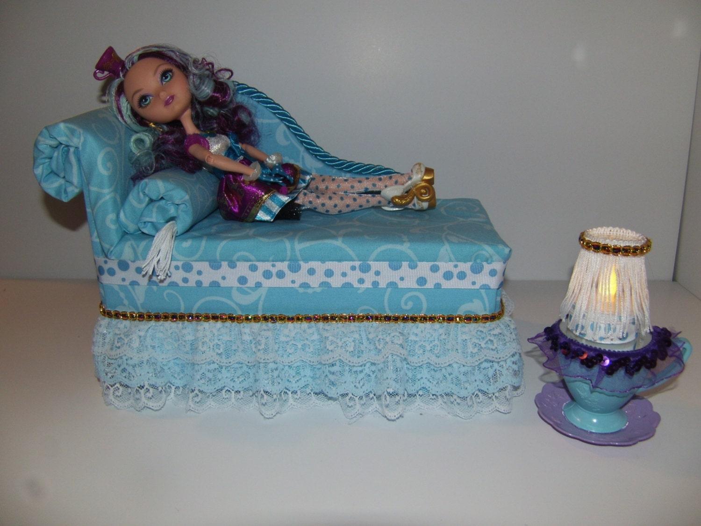 Мебель своими руками из картона для кукол эвер афтер хай