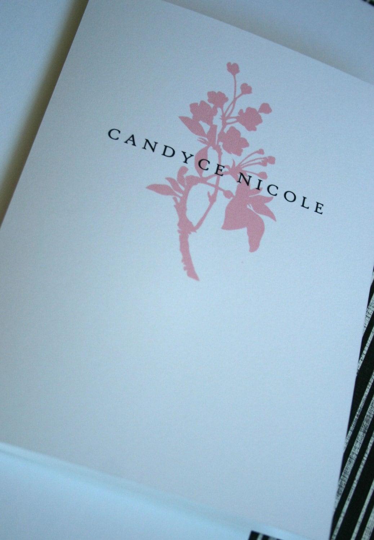 Candyce Stationery
