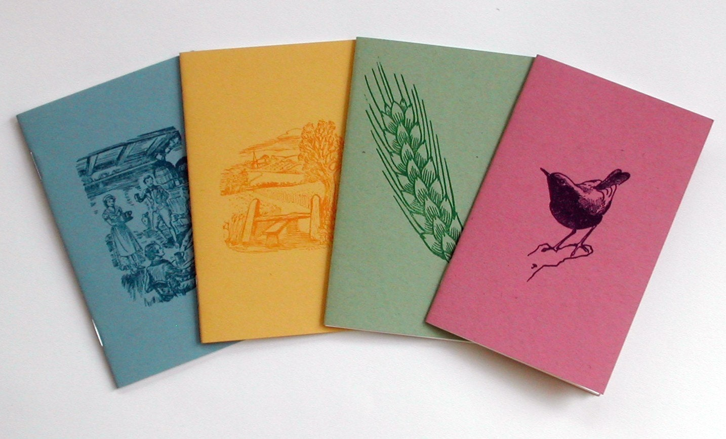 Letterpress Idea Pad Pack