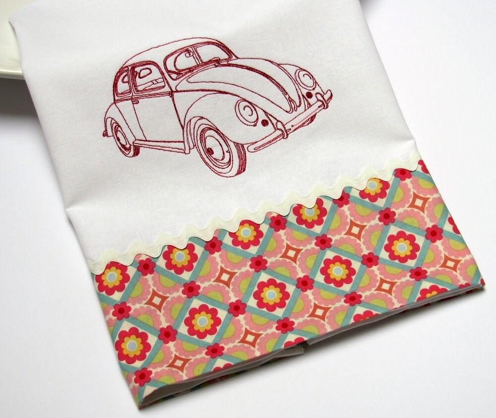 Love My Bug Tea Towel (Classic