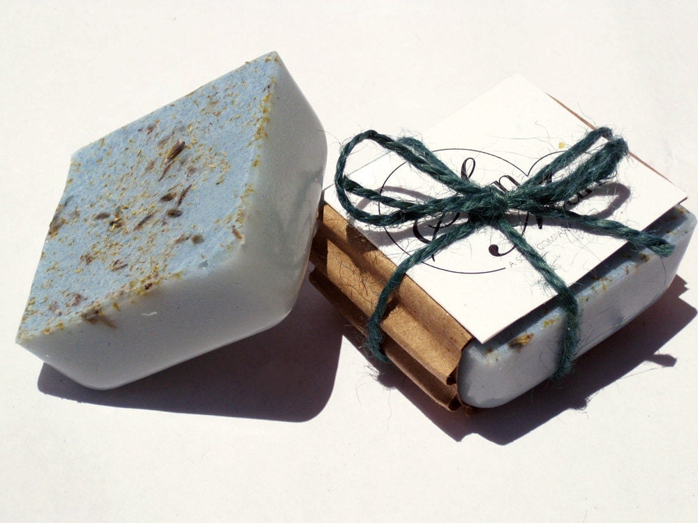 Dream Me Soap- Calm your energy and prepare for a dreamy night's sleep