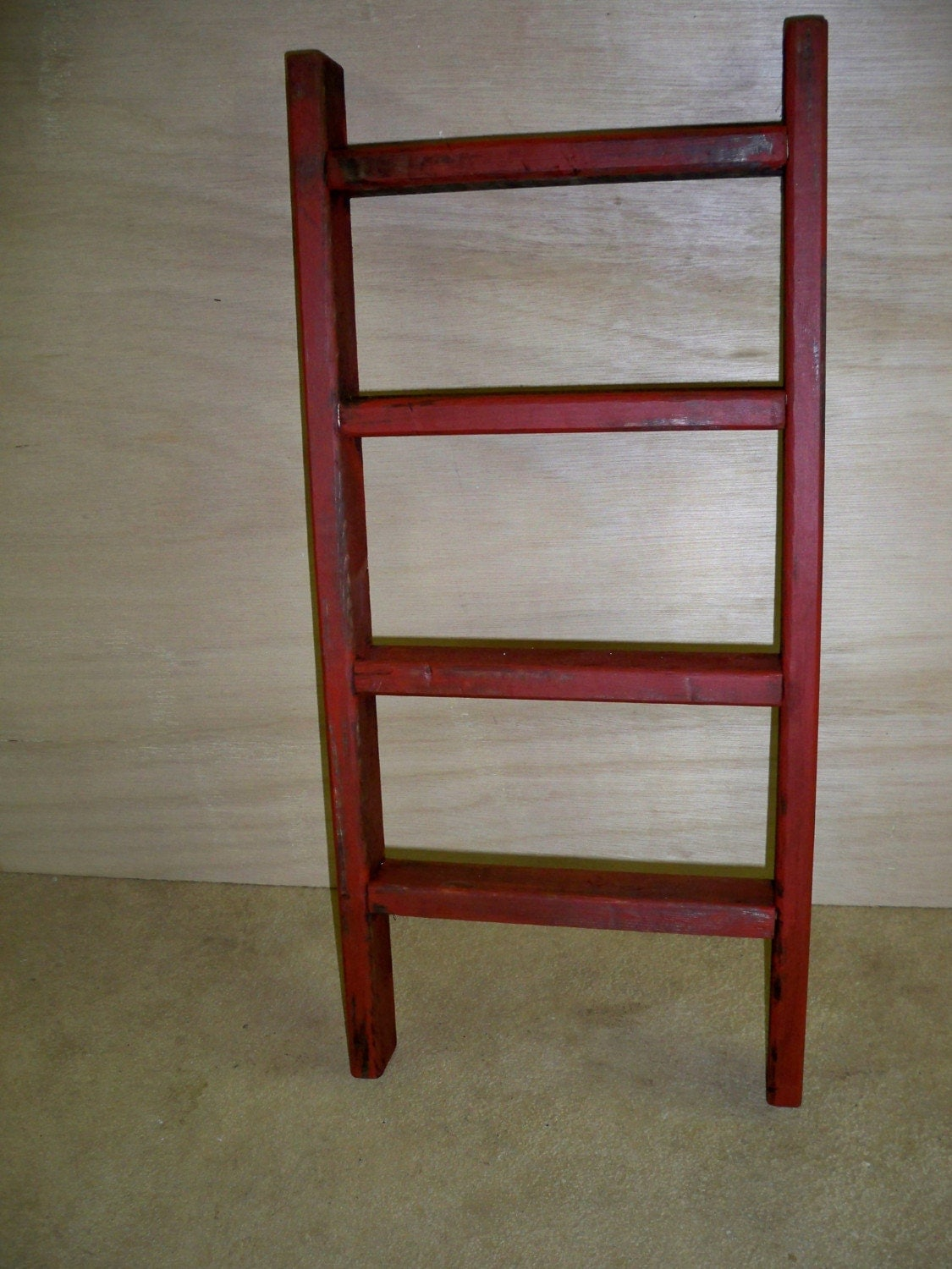 Ladder Shelves  Bookcases | Leaning Ladder Storage For The Home