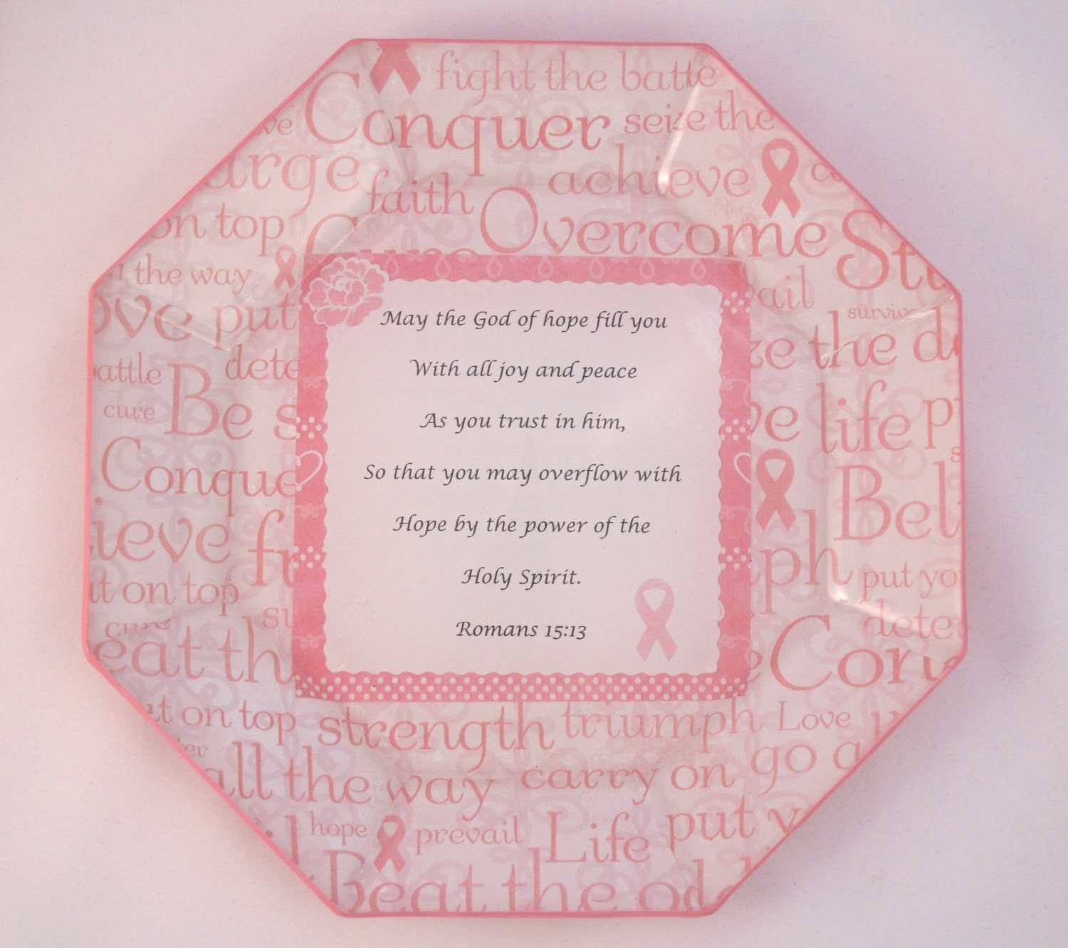 Breast Cancer Paper Plates http://www.pic2fly.com/Breast+Cancer+Paper ...