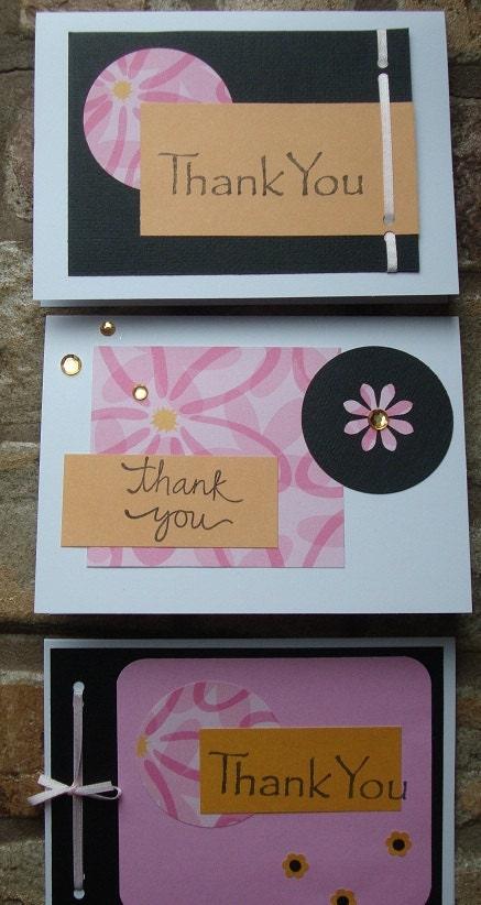 thankyou thankyou thankyou (3 card pack)