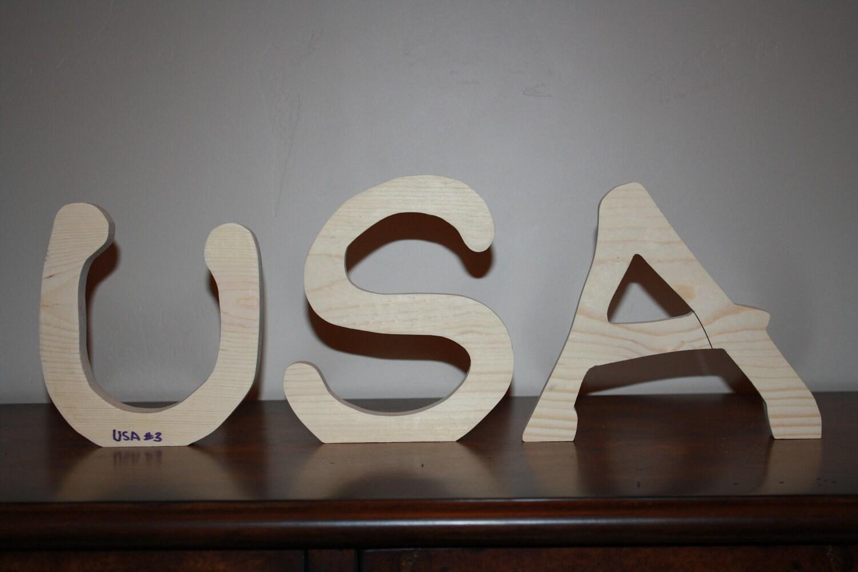 UNFINISHED USA 3