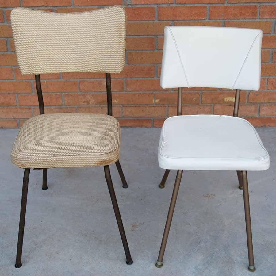 Etsy Find Vintage Kitchen Chairs