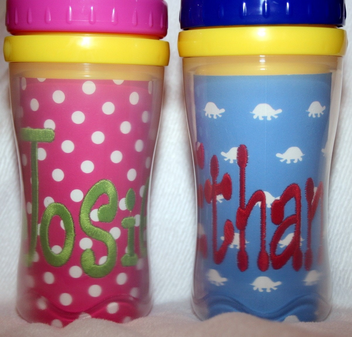 Design Your Own Playtex Sippy Cup INSERT