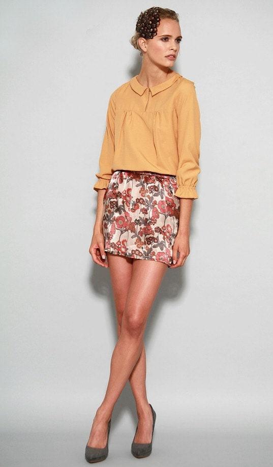 Fleur's Luxury skirt