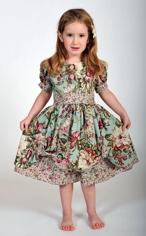 Red toddler flower girl dresses
