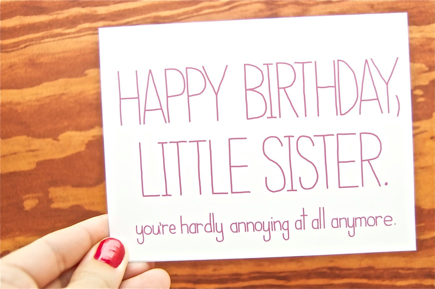 Sister Funny Quotes Funny Birthday Wishes For Sister Quotes Happy Birthday Wishes For