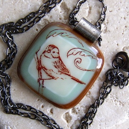 Little Sparrow Necklace