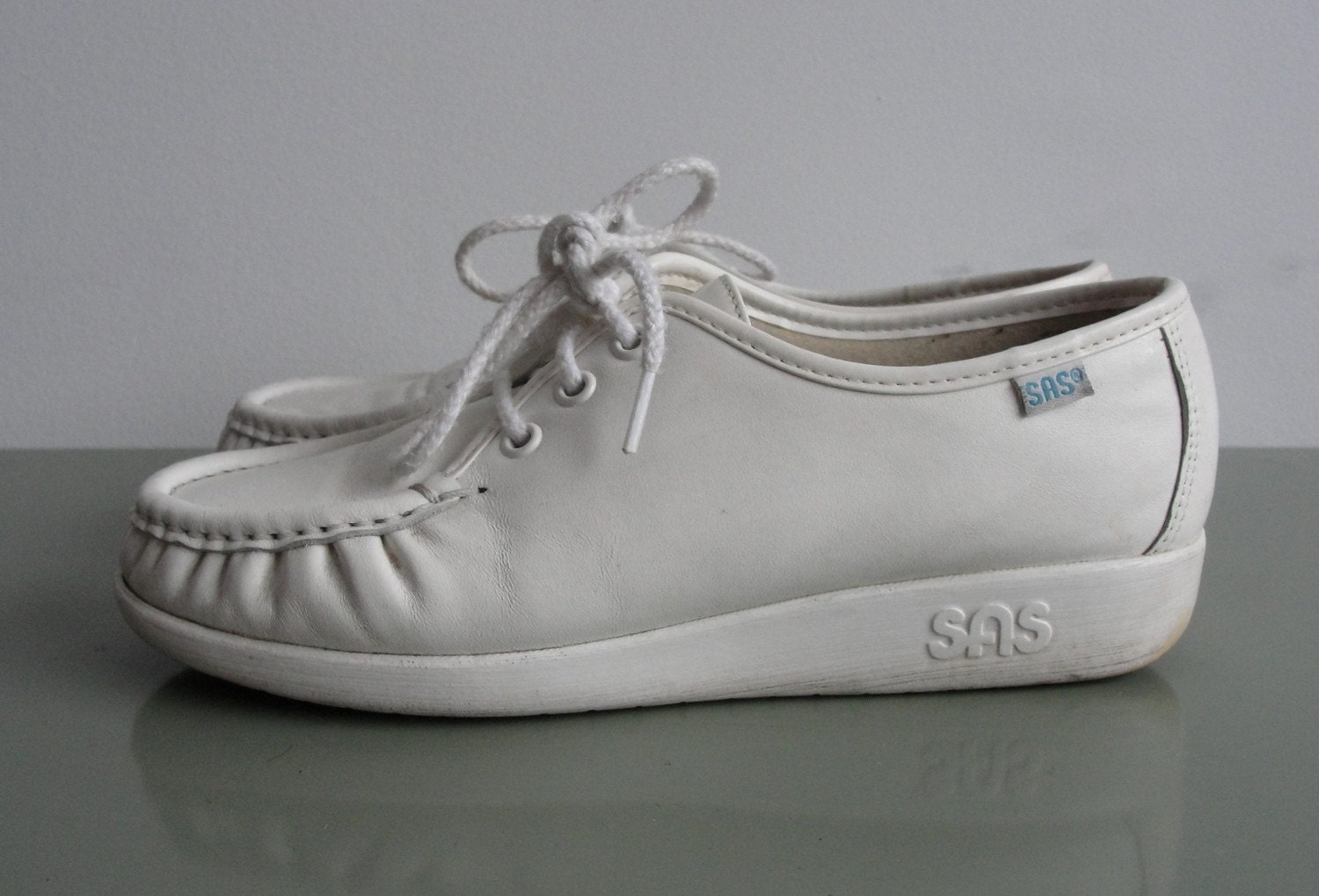 Sas White Nursing Shoes