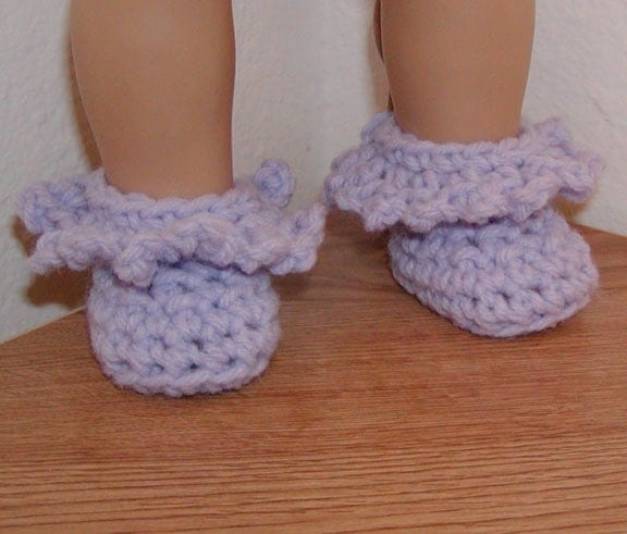 Crochet Pattern for American Girl or 18 inch by ...