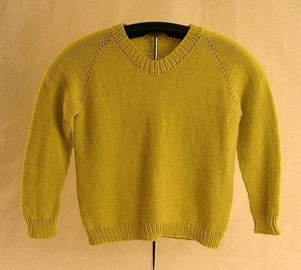 Child Knit Sweater Pattern – Catalog of Patterns