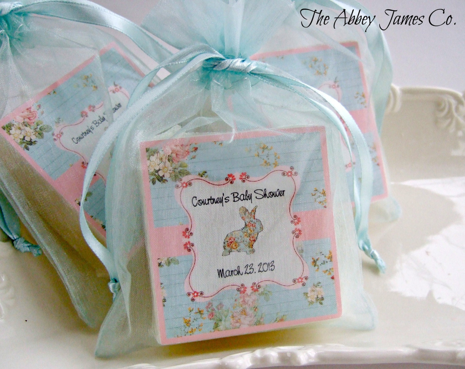 Popular items for baby soap favors on Etsy