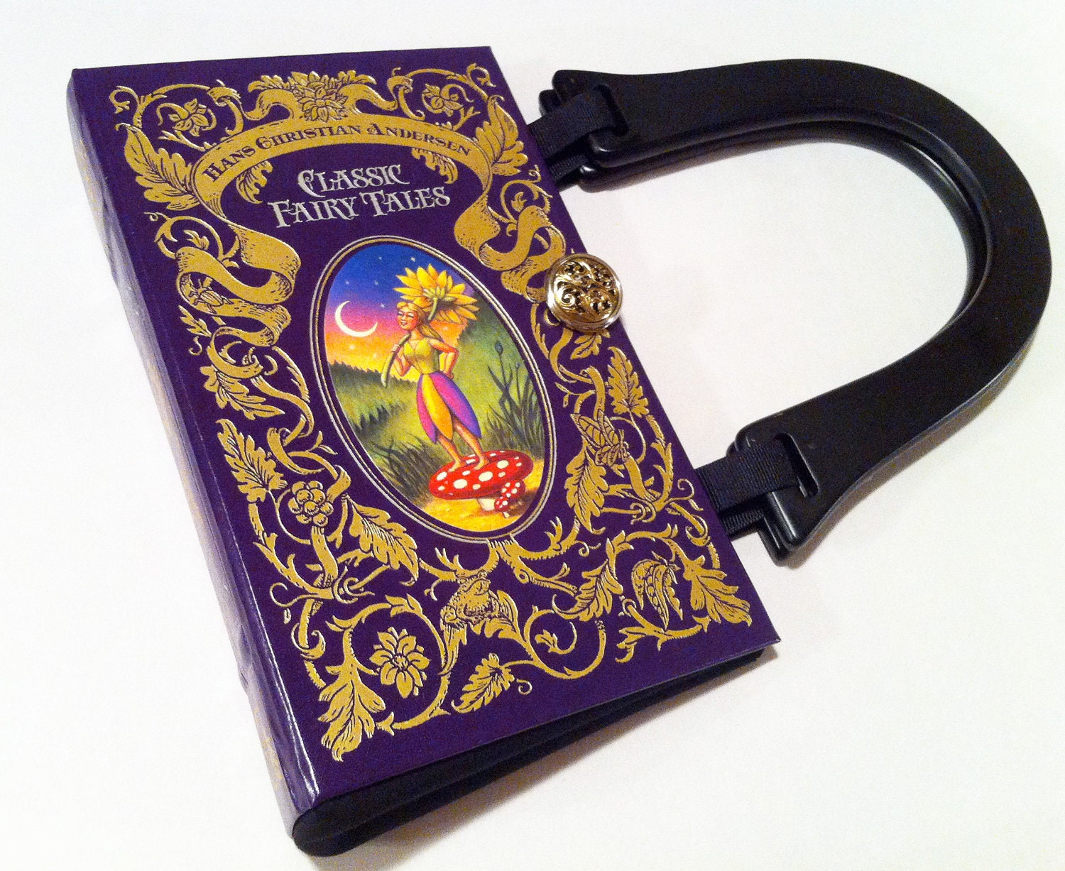 Complete Fairy Tales Book Purse