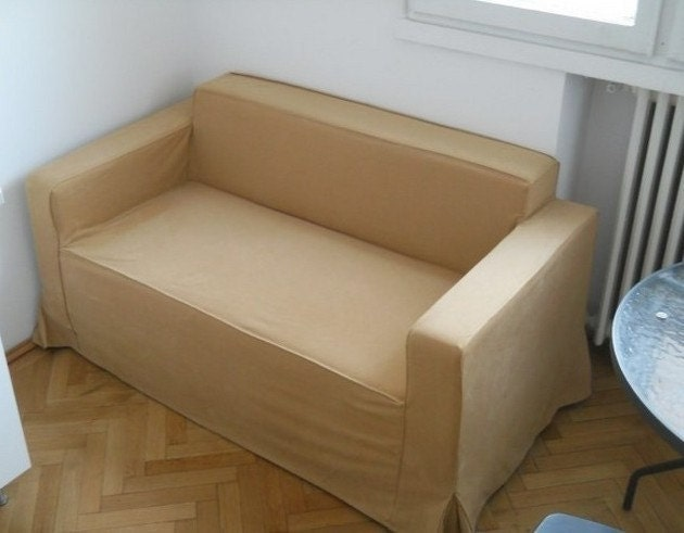 Custom Made Cover For Klobo Sofa From IKEA Nice By