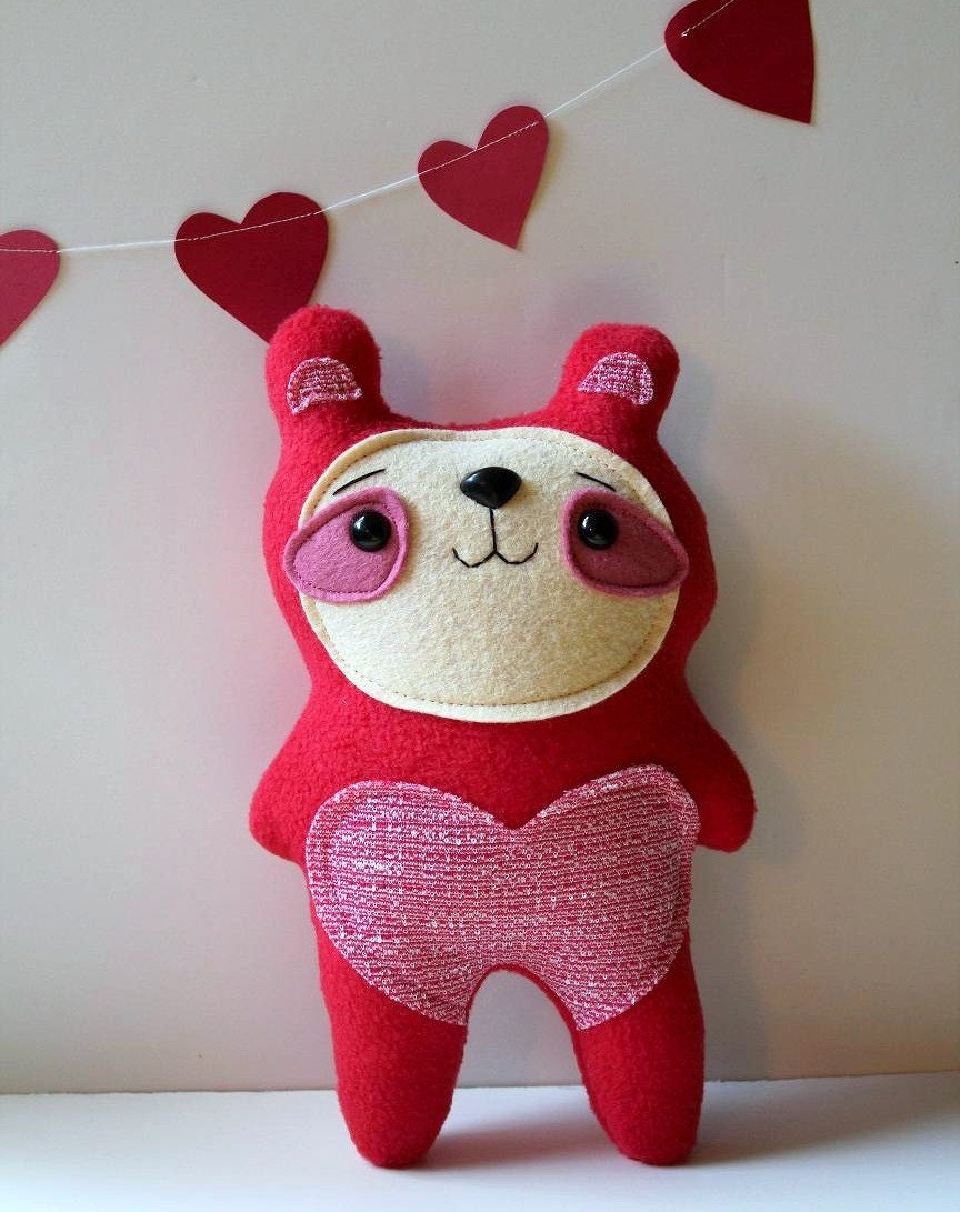 LIMITED EDITION - Lenora Love - The Little Valentine's Day Bear - Made to order