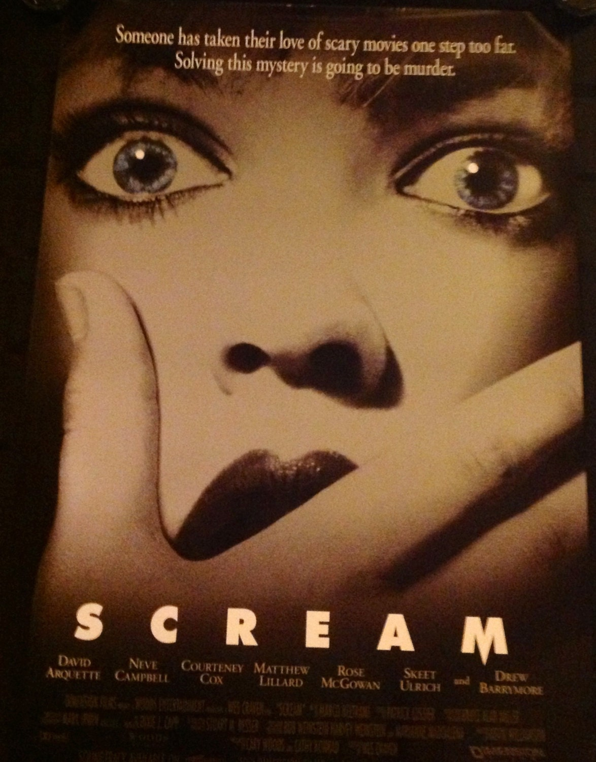 1996 movie poster gallery