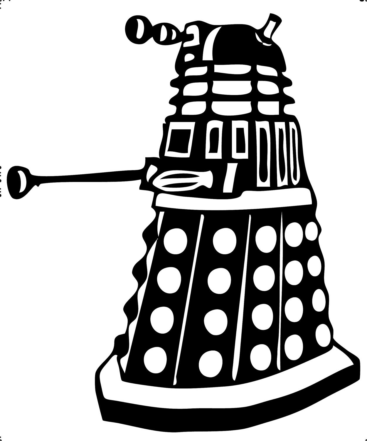 How To Draw Dr Who Whodr