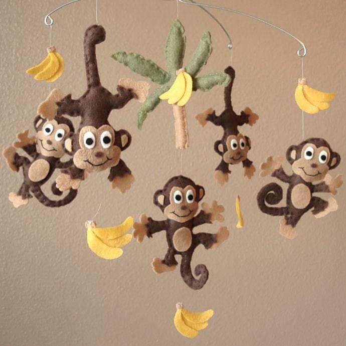 Год обезьяны украшения своими руками