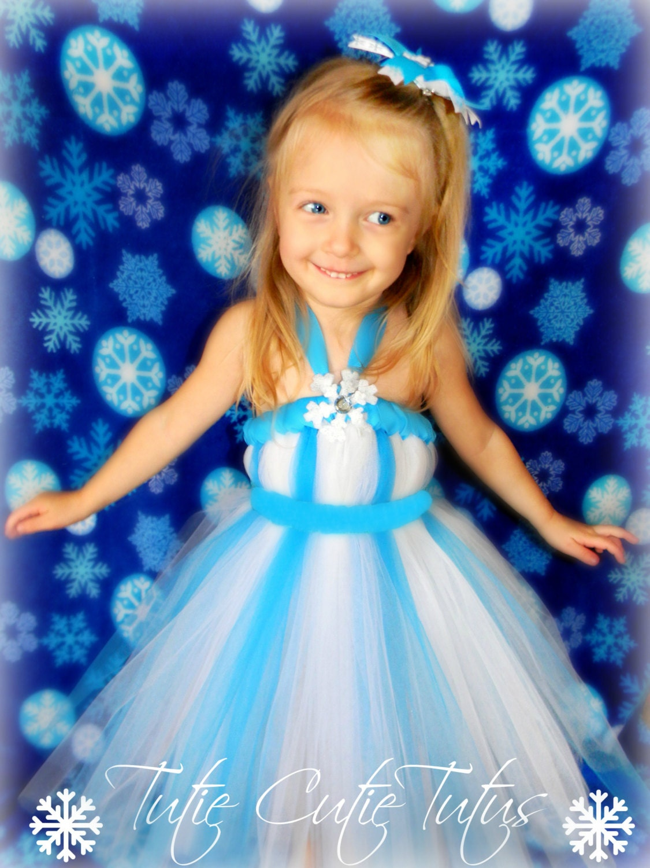 Платье принцессы из фатина своими руками