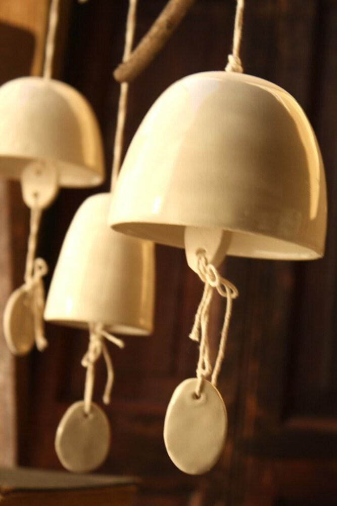 Porcelain Porch Bell