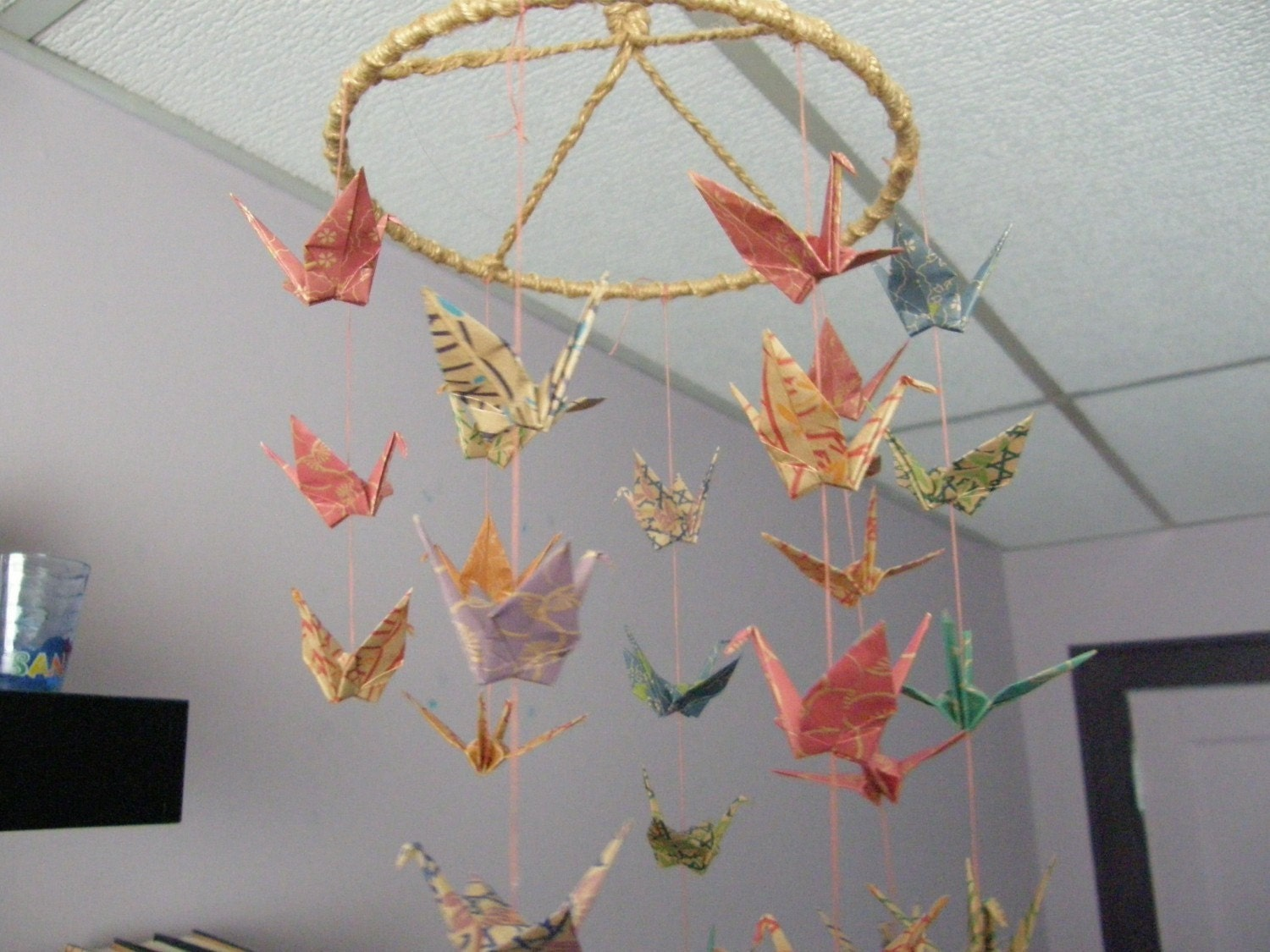ORIGAMI CRANE PATTERNS « EMBROIDERY & ORIGAMI - photo#31