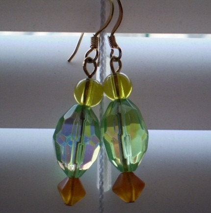 Citrus Suncatcher Earrings