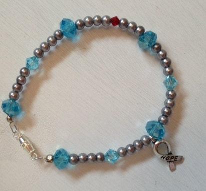 items similar to type 1 diabetes awareness bracelet on etsy