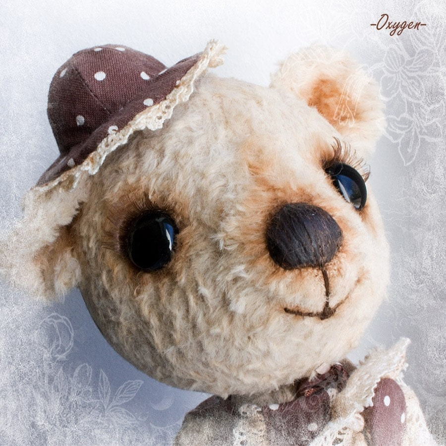 Teddy Bear OOAK 9inch