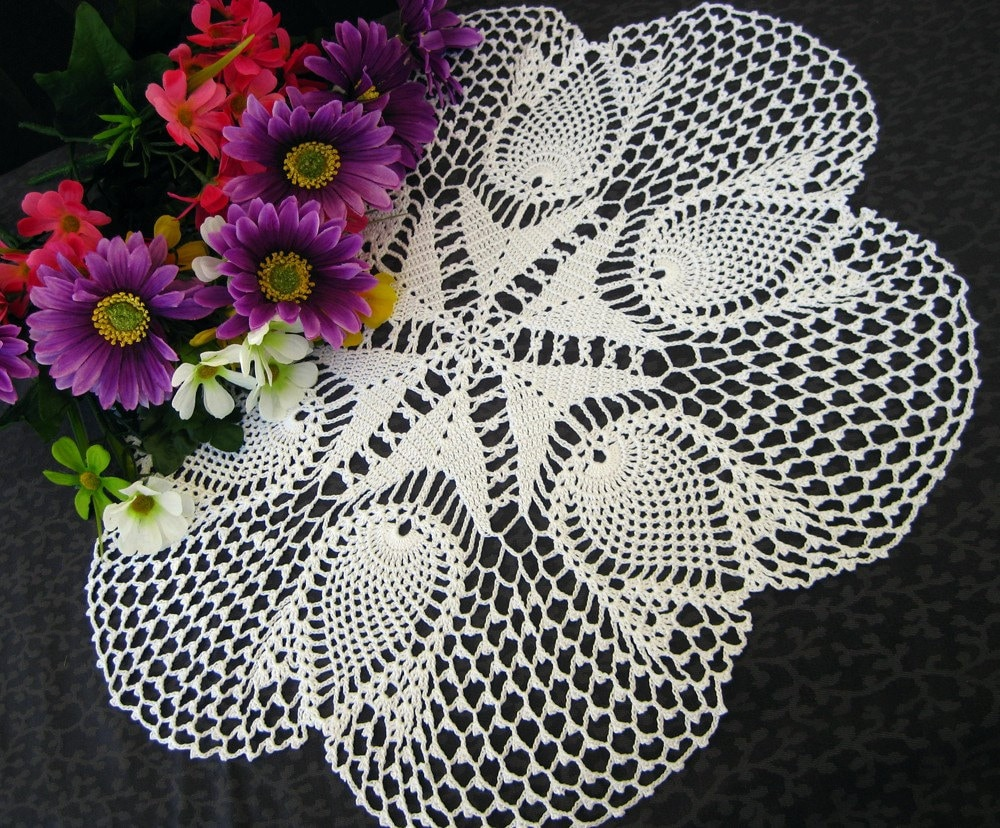 How to Crochet spiral scrubbies with a pattern « Knitting & Crochet
