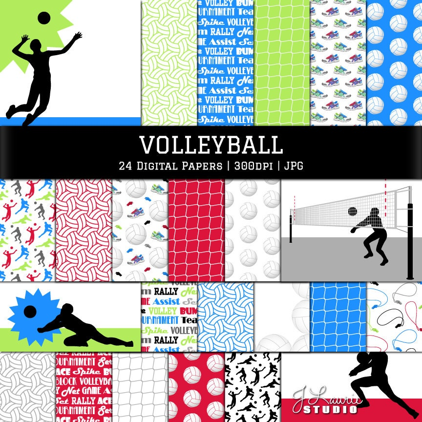 Volleyball paper