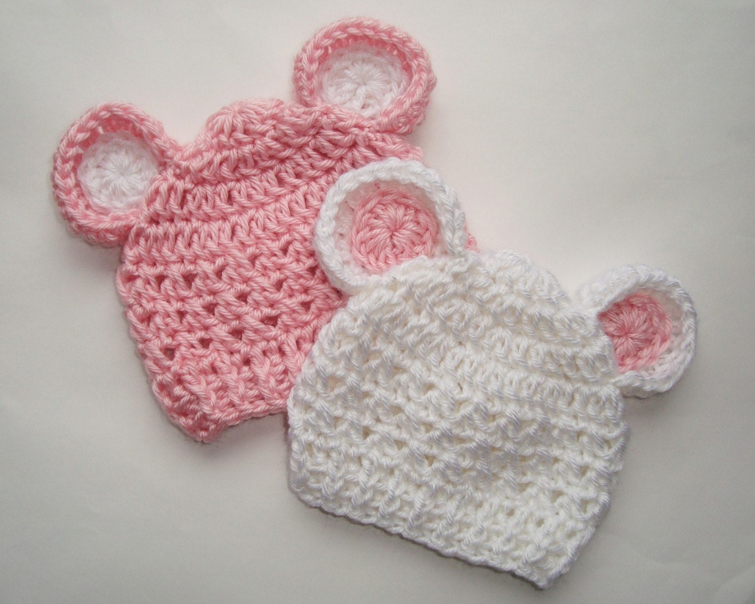 Adorable Crocheted Hat with