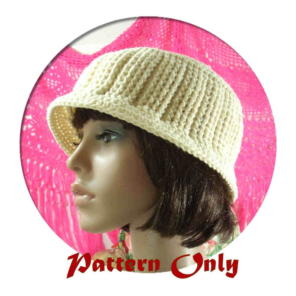crochet bucket hat pattern on Etsy, a global handmade and vintage
