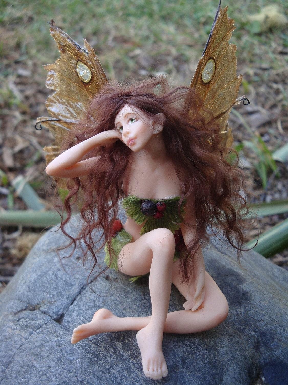 Moth winged fairy