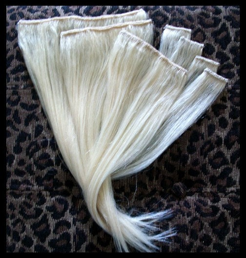 Ice white hair extensions modern hairstyles in the us photo blog ice white hair extensions pmusecretfo Gallery
