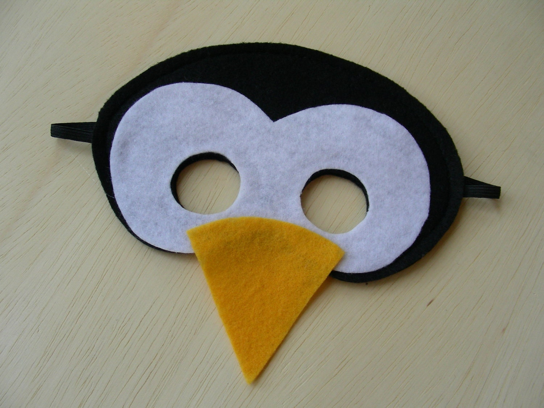 Child Penguin Mask