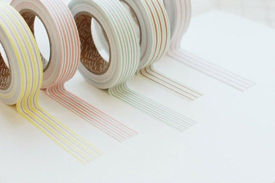Fabric Deco Tape,T15mm