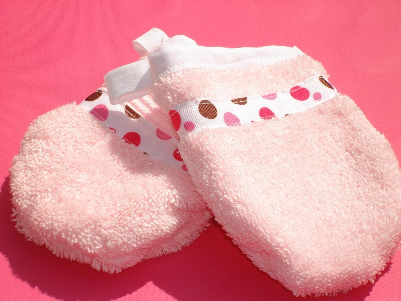 Little Tot Wash Mitts