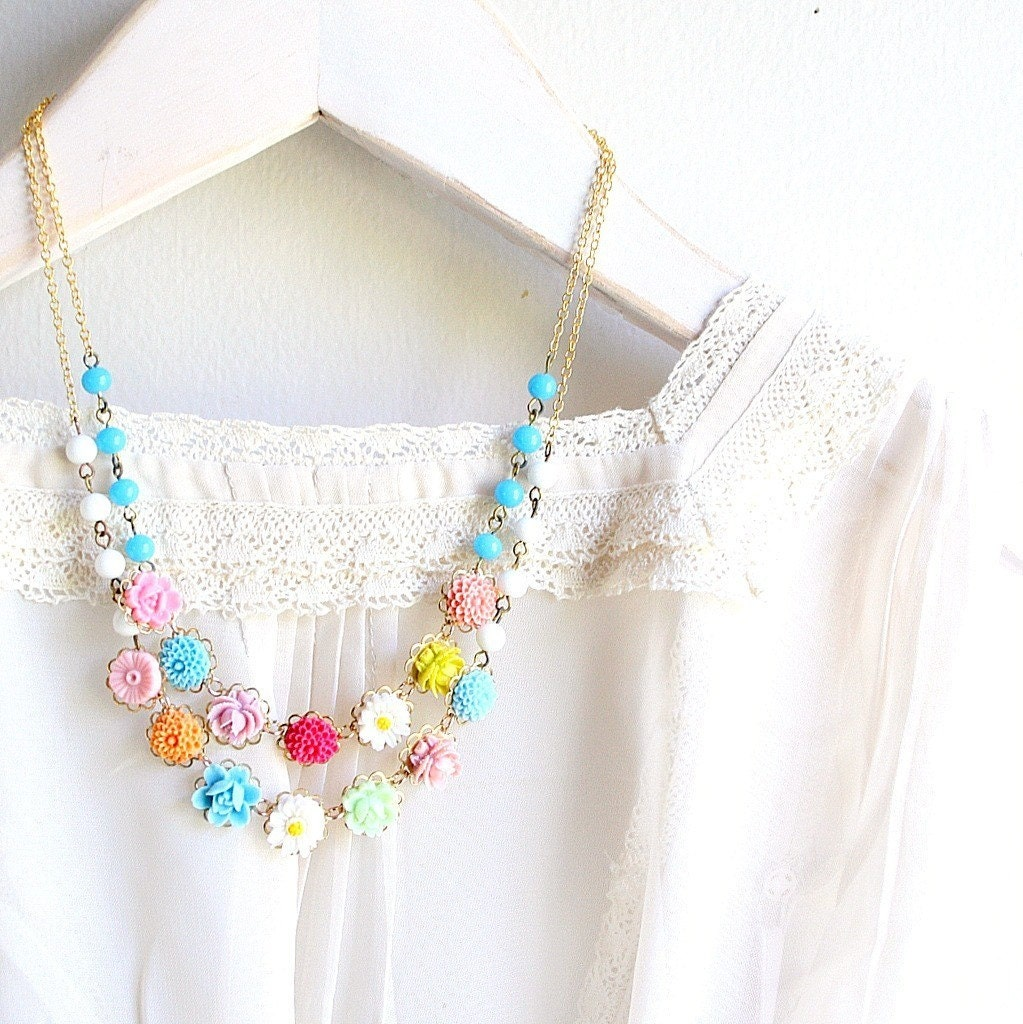 Chelsea Garden Necklace