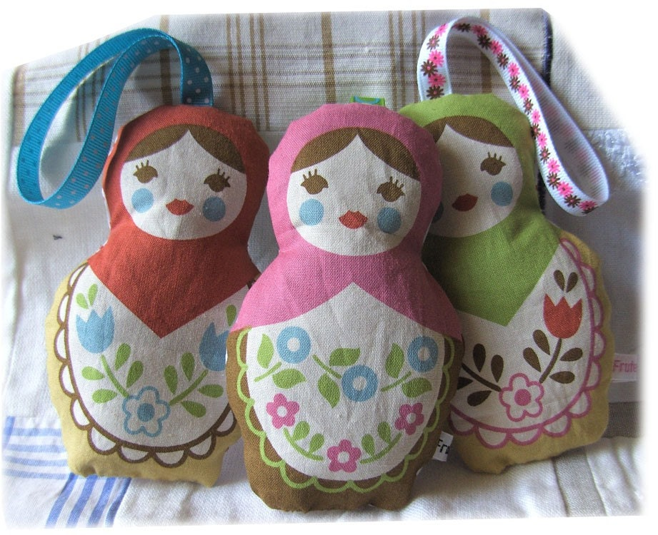 Lavender bag Russian Doll Matryoshka best French Lavender