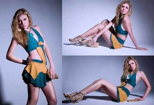ON SALE The RISK Mini Dress