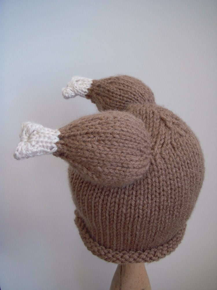 Turkey Hat, Winner Winner Thanksgiving Dinner, Avail. 0-6 months, 6-12 months, 12-18 months, 2T-3T, 4-6 years, youth (teen), adult
