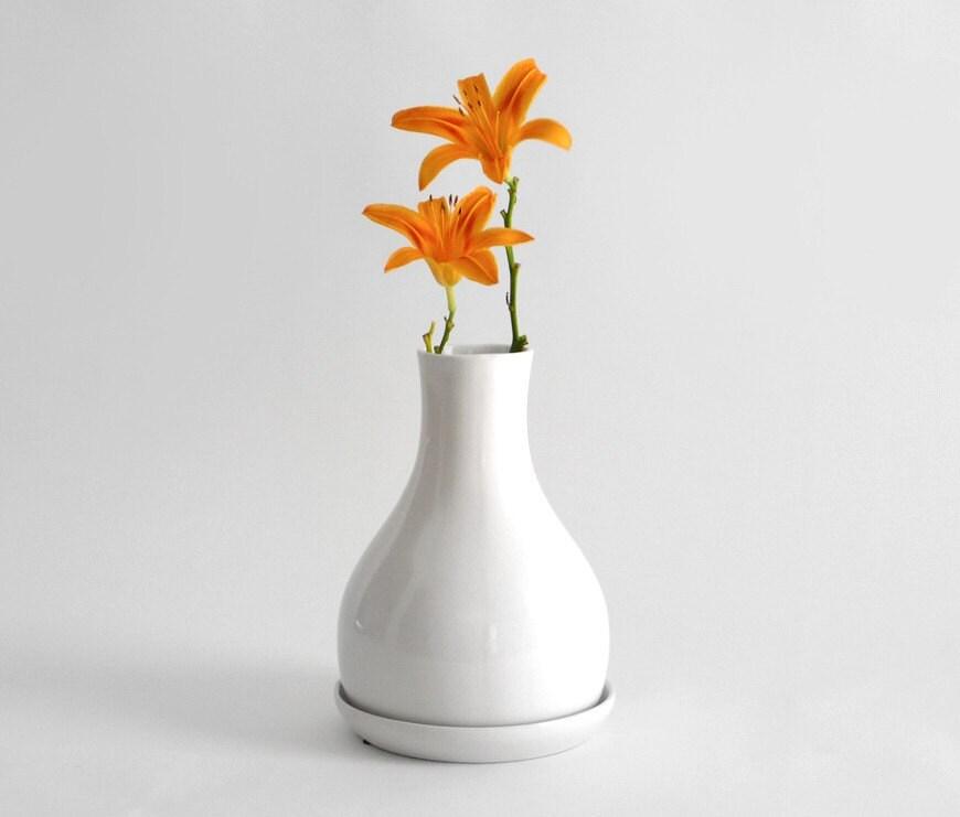 Oversized Vintage Vase