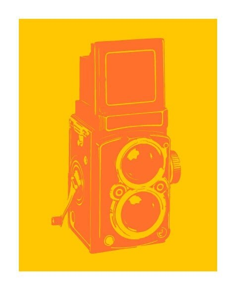 Roliflex Camera