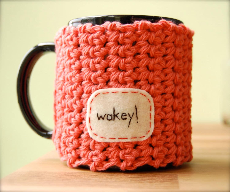 Wakey Wakey Mug Cozy